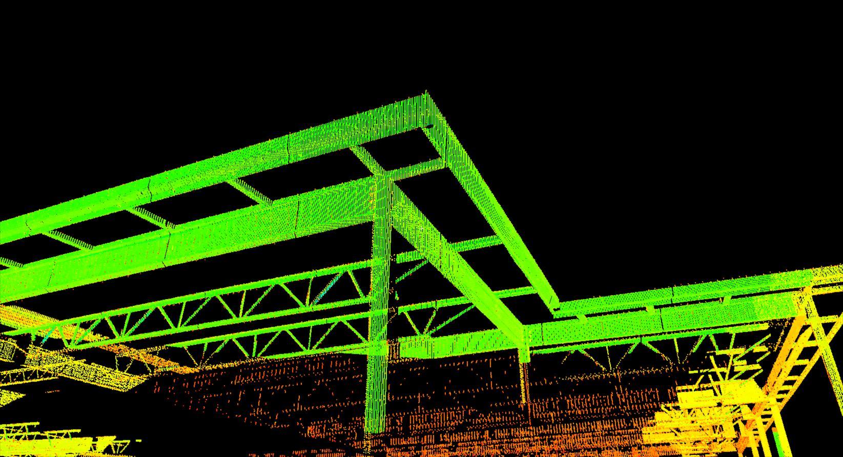 Steel As-built - Woonsocket, RI (2008) - A.S. Elliott & Associates